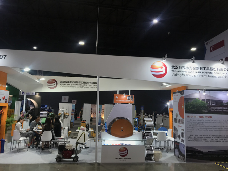 The World of Concrete Asia 2019 was concluded satisfactorily