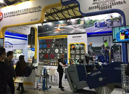 BAUMA fair, 2016, Shanghai China
